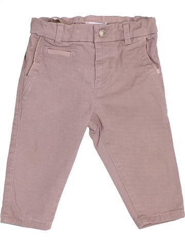 Pantalón niño OKAIDI beige 12 meses invierno #1536529_1