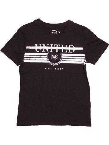 Camiseta de manga corta niña PEP&CO marrón 7 años verano #1537424_1