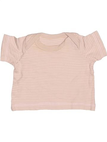 Camiseta de manga corta niño MATALAN beige 0 meses verano #1537557_1