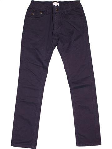 Pantalon fille LISA ROSE bleu 12 ans été #1538303_1