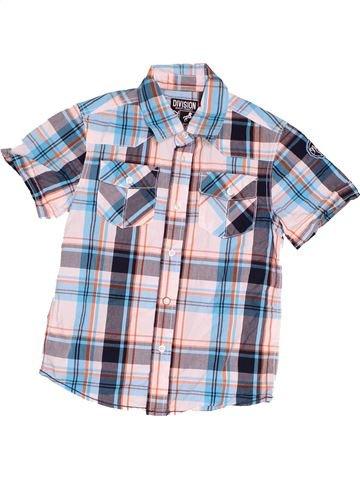 Chemise manches courtes garçon C&A blanc 6 ans été #1538992_1