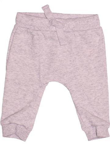 Pantalón niño F&F rosa 6 meses invierno #1539800_1