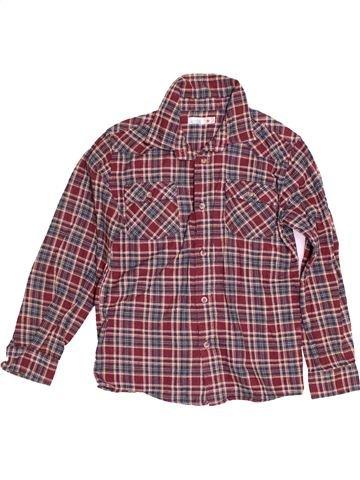 Camisa de manga larga niño M&CO violeta 12 años invierno #1540095_1
