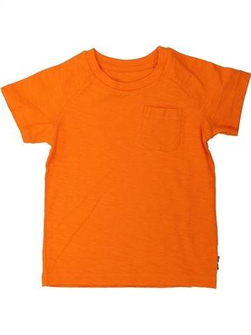Camiseta de manga corta niño MATALAN naranja 2 años verano #1540251_1