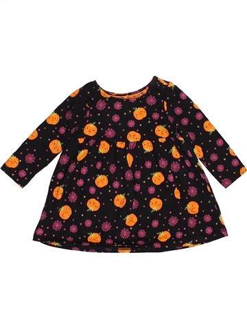 Vestido niña F&F rosa 9 meses invierno #1540270_1