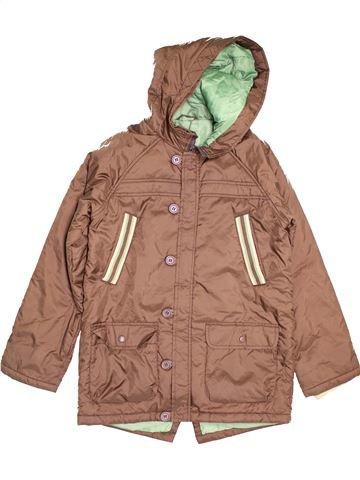 Abrigo niño MARKS & SPENCER marrón 14 años invierno #1540375_1