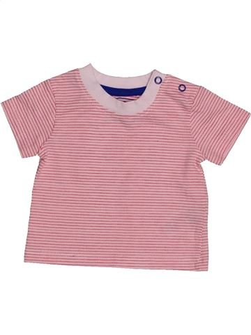 Camiseta de manga corta niño EARLY DAYS rosa 3 meses verano #1540611_1
