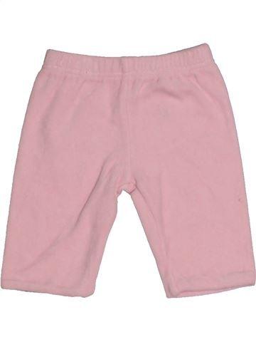Pantalón niña MARKS & SPENCER rosa 0 meses invierno #1540895_1