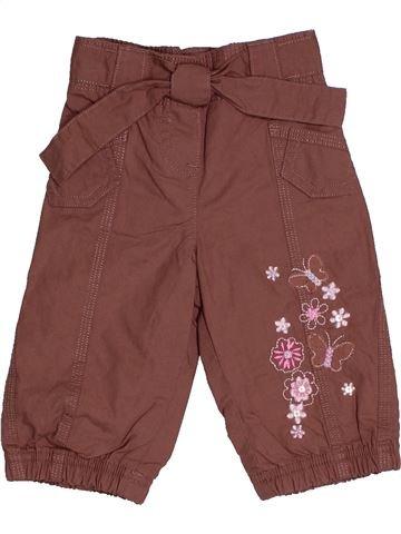 Pantalón niña MARKS & SPENCER marrón 6 meses invierno #1541142_1