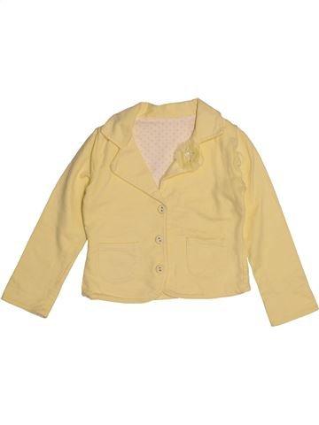 Veste fille MATALAN beige 3 ans été #1541309_1