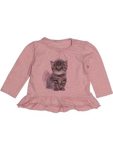 Túnica niña F&F rosa 6 meses invierno #1541325_1