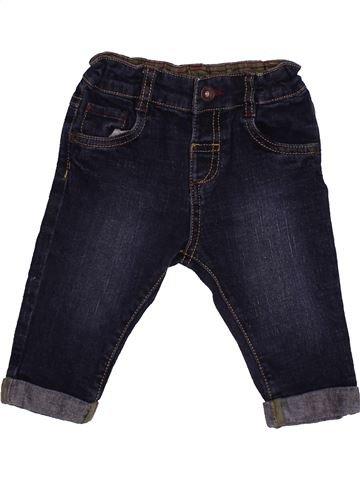 Tejano-Vaquero niño MARKS & SPENCER azul oscuro 6 meses invierno #1541689_1