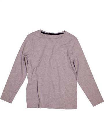 Camiseta de manga larga niño GEORGE violeta 10 años invierno #1541698_1