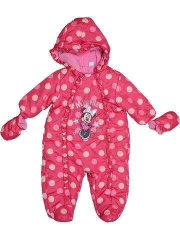 Mono-polar niña MATALAN rosa 6 meses invierno #1541734_1
