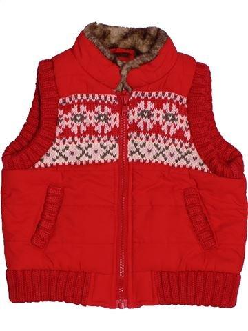 Doudoune fille NEXT rouge 18 mois hiver #1541808_1