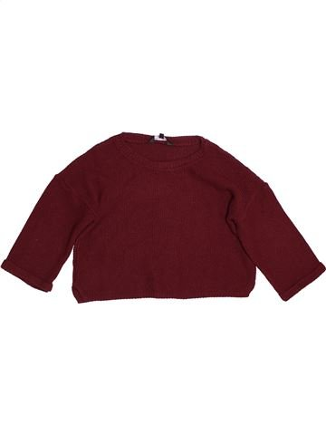 Pull fille NEW LOOK violet 11 ans hiver #1541857_1