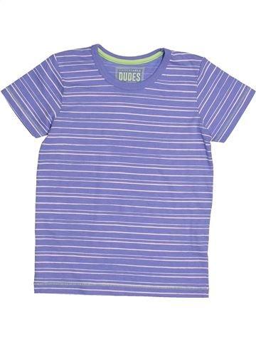 Camiseta de manga corta niño MATALAN azul 6 años verano #1542170_1