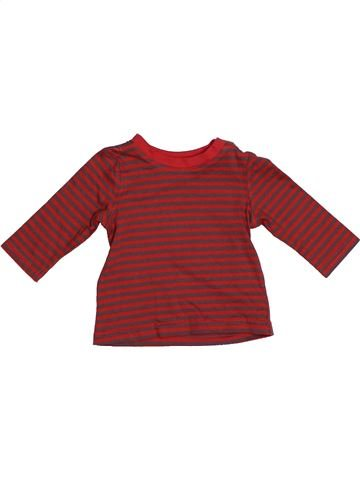 Camiseta de manga larga niño NUTMEG marrón 3 meses invierno #1542248_1