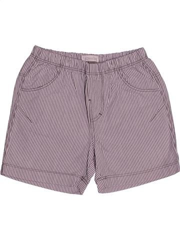 Short - Bermuda garçon ABSORBA gris 12 mois été #1542420_1