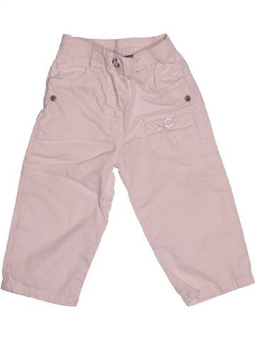 Pantalon fille DPAM rose 18 mois été #1542570_1