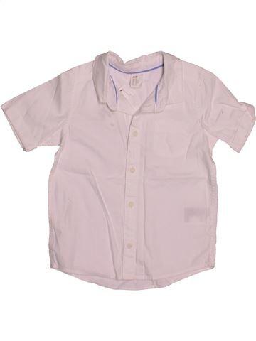 Chemise manches courtes garçon H&M rose 2 ans été #1542914_1