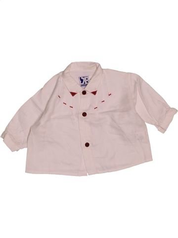 Blouse manches longues fille JEAN BOURGET rose 1 mois hiver #1543168_1