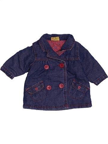 Veste fille DPAM bleu 3 mois hiver #1543185_1