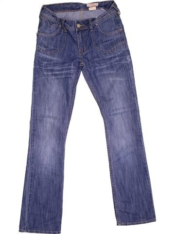 Jean fille H&M bleu 13 ans hiver #1543364_1