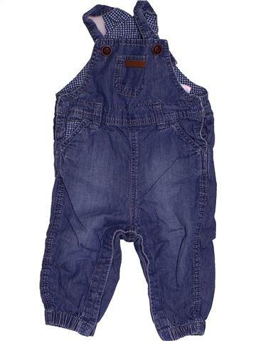Salopette garçon H&M bleu 6 mois hiver #1543441_1