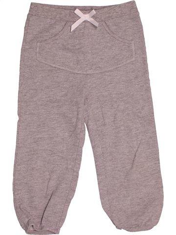 Pantalon fille ORCHESTRA gris 6 ans hiver #1543452_1