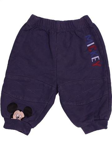 Pantalón niño DISNEY azul 6 meses invierno #1543544_1