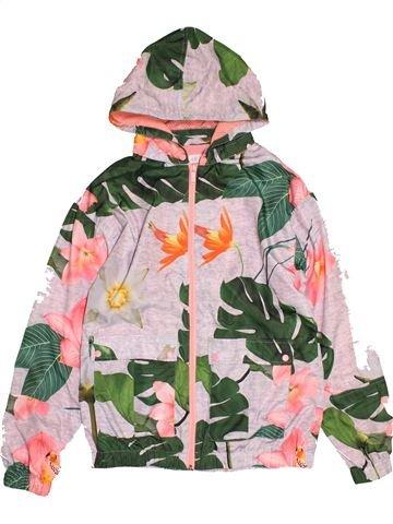 Parka - Trench fille H&M vert 14 ans été #1543838_1