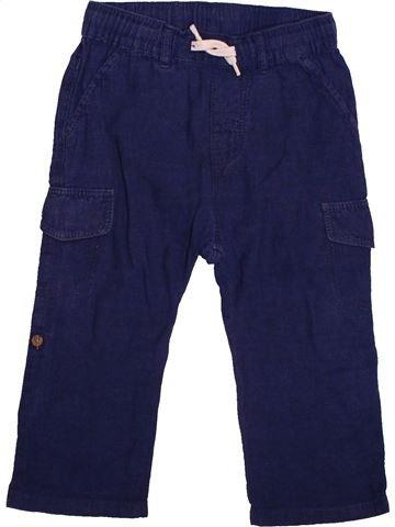 Pantalon garçon H&M bleu 2 ans été #1543855_1