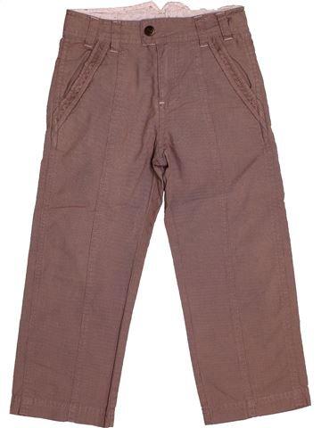 Pantalon fille SERGENT MAJOR violet 4 ans hiver #1543938_1