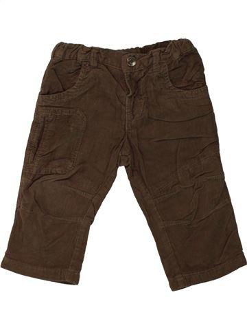 Pantalón niño JBC marrón 12 meses invierno #1545782_1
