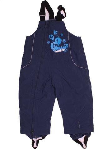 Ski garçon WED'ZE bleu 12 mois hiver #1545865_1