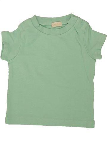 Camiseta de manga corta niño BHS verde 6 meses verano #1546149_1