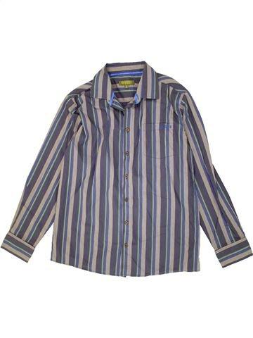 Chemise manches longues garçon TED BAKER violet 14 ans hiver #1546529_1