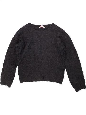 Pull fille PEACOCK'S noir 14 ans hiver #1546564_1