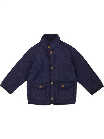 Chaqueta niño BENETTON azul 2 años invierno #1546746_1