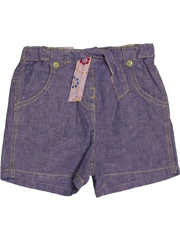 Short - Bermuda fille TEX violet 3 ans été #1547758_1