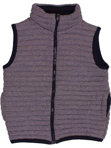 Sweat garçon PETIT BATEAU gris 3 ans hiver #1547821_1
