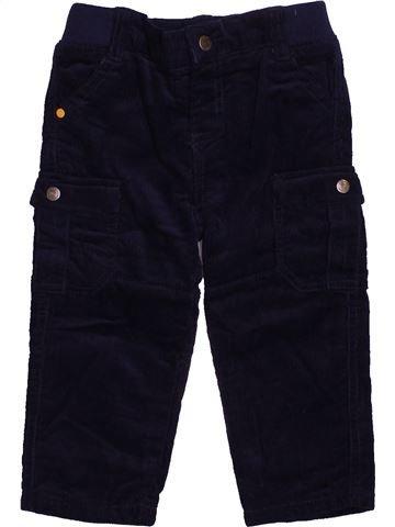 Pantalon garçon CADET ROUSSELLE noir 18 mois hiver #1548416_1