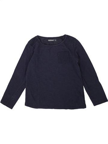 Camiseta de manga larga niña IN EXTENSO azul 4 años invierno #1551484_1