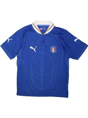 Camiseta deportivas niño PUMA azul 12 años verano #1551581_1
