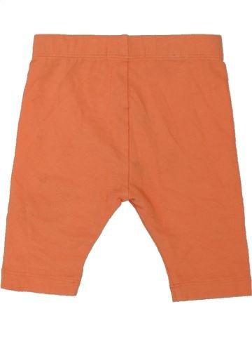 Legging fille PEP&CO orange 9 mois été #1555018_1