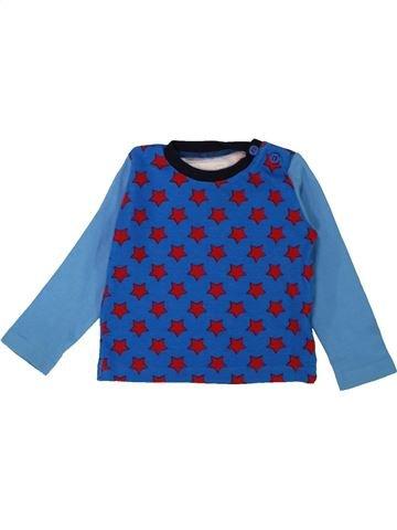 Camiseta de manga larga niño EARLY DAYS azul 12 meses invierno #1555505_1