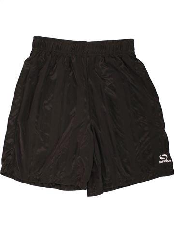 Pantalon corto deportivos niño SONDICO negro 12 años verano #1555562_1