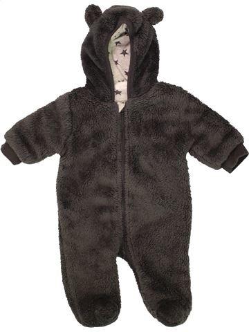 Robe de chambre garçon F&F marron 3 mois hiver #1555713_1