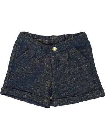 Short - Bermuda fille GENERATION Z bleu 5 ans hiver #1556448_1